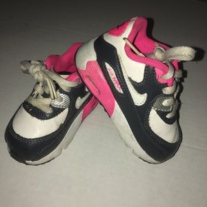Infant girl Air max 90's